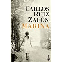 Marina (Biblioteca Carlos Ruiz Zafon) (Spanish Edition) by Carlos Ruiz Zafon (2014-04-22)