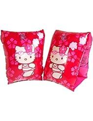 Brazaletes de natación Hello Kitty Sanrio * Neuf * 25x 15x 15cm * + 3años