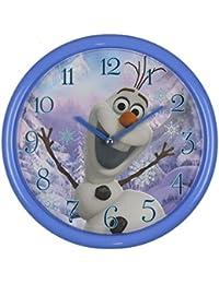 Disney Frozen Olaf Mädchen Wanduhr 25 cm - das ideale Geschenk für sie