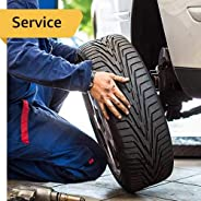 Car Tyre Replacement Service