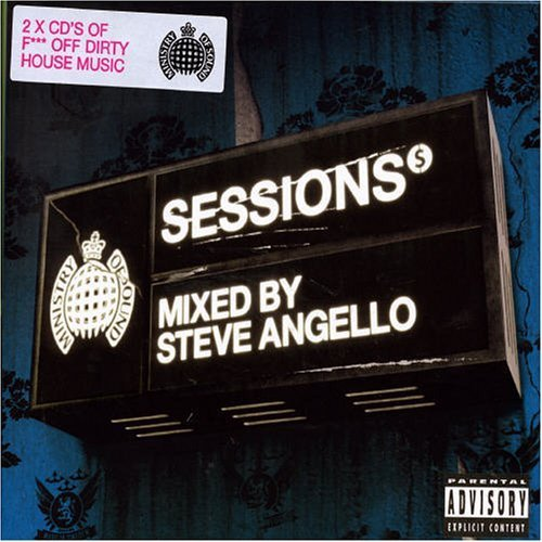 Sessions Mixed By Steve Angello Import edition by...