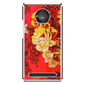 "Bhishoom Designer Printed 2D Transparent Hard Back Case Cover for ""YU Yuphoria"" - Premium Quality Ultra Slim & Tough Protective Mobile Phone Case & Cover"