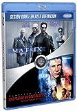 Matrix + Blade Runner (Blu-Ray) (Import) (Keine Deutsche Sprache) (2012) Keanu Reeves; Carrie Anne Mo