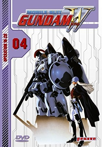 Gundam Wing, Vol. 04, Episoden 16-20
