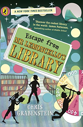 Escape from Mr Lemoncello's Library (Mr Lemoncello 1)