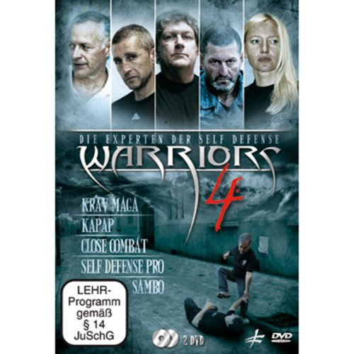 warriors-4-die-experten-der-self-defense-alemania-dvd