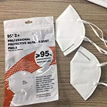 9502+ Professional Protective N95 Mask, 2 Pieces