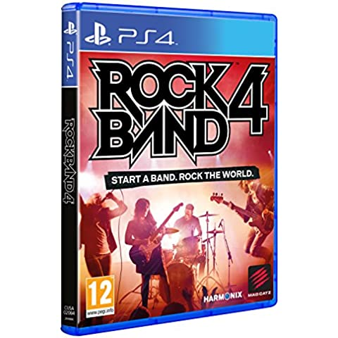 Rock Band 4 [Importación Inglesa]