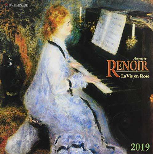 Auguste Renoir - La Vie en Rose 2019: Kalender 2019 (Tushita Fine Arts) - Pierre Auguste Renoir, Roses