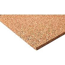 acerto24 - Planchas de corcho (50 x 100 cm, 10 mm grosor, elásticas