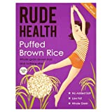 Rude Health Puffed Brown Rice 225 g (order 4 for trade outer)