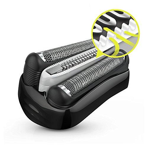 @ Braun Series 3 ProSkin 3020s Rasoio Elettrico, Nero e Rasoio Elettrico da Uomo Ricaricabile e Senza Fili comprare on line