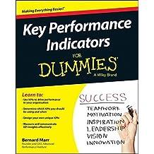 Key Performance Indicators For Dummies by Bernard Marr (2015-03-16)
