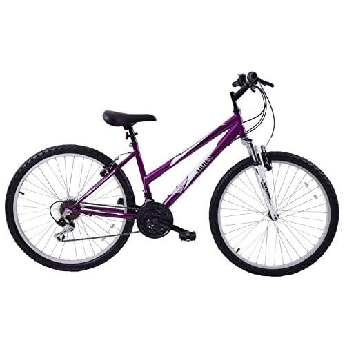 "51f 76dtAnL. SS500  - Arden Mountaineer 26"" Wheel Front Suspension 18"" Frame 21 Speed Womens Bike Purple"