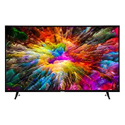 MEDION X14040 101,6 cm (40 Zoll) UHD Fernseher (Smart-TV, 4K Ultra HD, Dolby Vision HDR, Netflix, Prime Video, WLAN, HD Triple Tuner, DTS Sound, PVR, Bluetooth)
