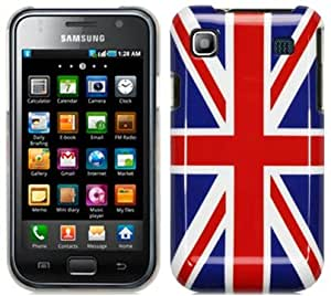 Accessory Master - Coque de protection arrière drapeau UK / d'Angleterre / motif Drapeau Anglais pour Samsung glaxay S i 9000