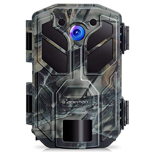 Descripción del producto: >APEMAN photo trap está diseñado para tomar fotos y videos de la vida silvestre, capturando movimientos brillantes. >Detecta cambios repentinos en la temperatura ambiental de la vida silvestre y es más divertido. > ...