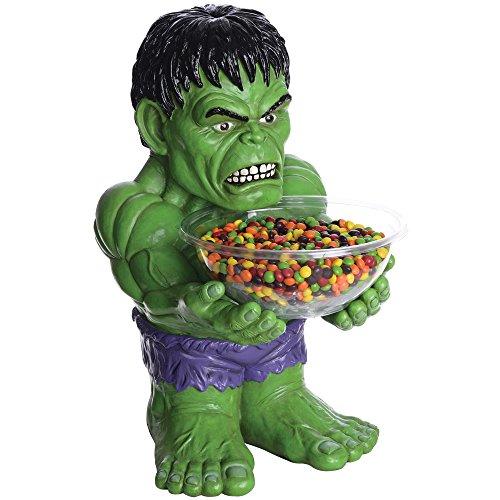 NEU Hulk Candy-Bowl-Holder, ca. (Echte Kostüme Hulk)
