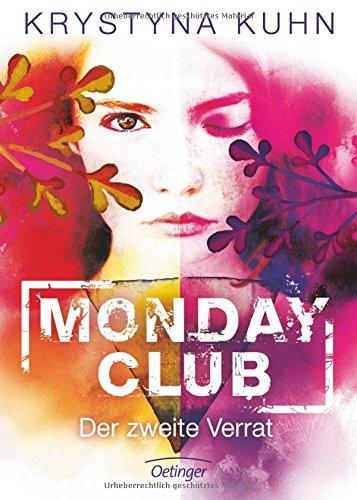 Buchseite und Rezensionen zu 'Monday Club' von Krystyna Kuhn