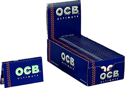OCB Zigaretten Papier, Blau