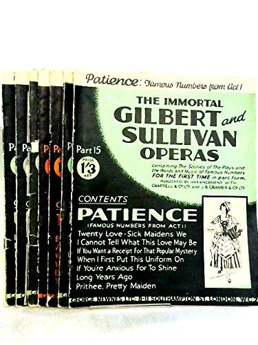 The Immoral Gilbert & Sullivan Operas, Part 15 - 21
