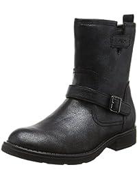 Geox Mädchen Jr Sofia K Biker Boots