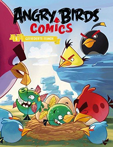 Angry Birds 5: Gefiederte Feinde