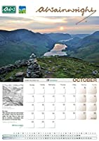 The Wainwright Society Calendar of the Lake District 2018
