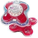 Spazzola Doccia Piedi Corpo Bagno Salute Massaggio Detergente Facile Scrubber Massaggiatore Setole - IYO - amazon.it