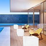 Cubo - Asiento / Mesa con luz LED - SUPER ...