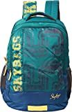 Skybags New Neon 30 L Backpack (Green)