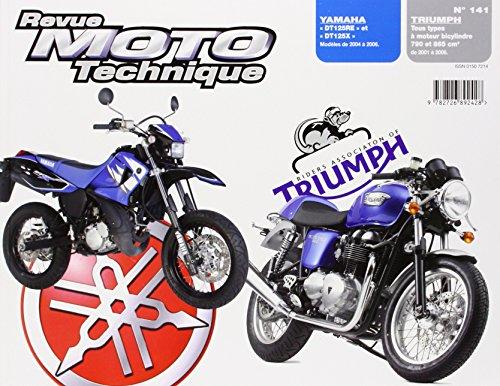 Rmt 141.1 Yamaha Dt125re & X/Triumph T.Types 790-865