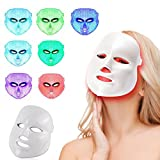LED Photon Therapy 7 couleurs faciales traitement...