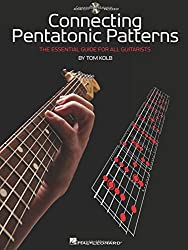 Connecting Pentatonic Patterns: The Essential Guide For All Guitarists: Noten, CD für Gitarre