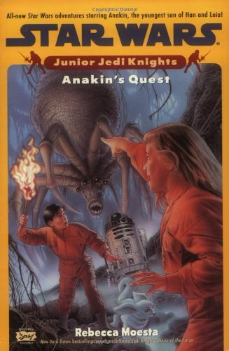 Anakin's Quest (Star Wars: Junior Jedi Knights): Written by Rebecca Moesta, 1999 Edition, (Reissue) Publisher: Berkley Publishing Corporation,U.S. [Mass Market Paperback]