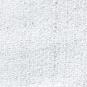 MB 42 Frottier-Stirnband; Weiß