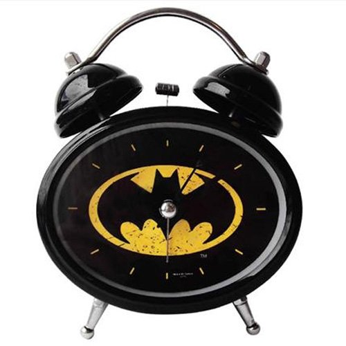 DC Comics Batman Alarm Clock