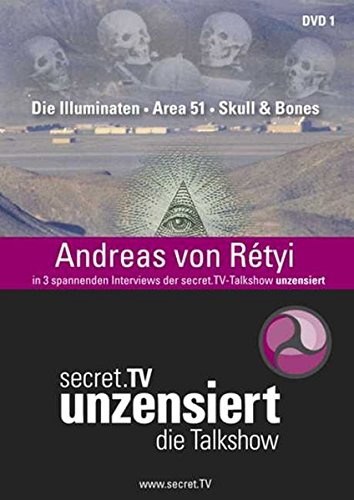 secret.TV unzensiert, die Talkshow, 1 DVD