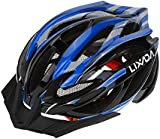 Lixada 21 Vents Ultralight Integrally-molded EPS Outdoor Sports MTB Road Cycling Mountain Bike Bicycle Adjustable Skating Helmet