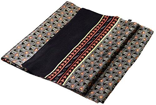 foulard-en-soie-long-double-couche-dimpression-engrenages-gris-rouges-noirs