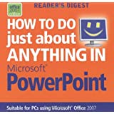 How to Do Anything Powerpoint Vista (Readers Digest) by Readers Digest (2008-11-28)