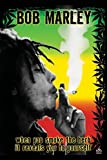 BOB MARLEY Smoke the Herb Poster (60.96 x 91.44 cm)