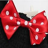 Koly-3pcs-Beb-Cocinero-traje-Mickey-de-la-fotografa-Sombrero-falda-Zapatos
