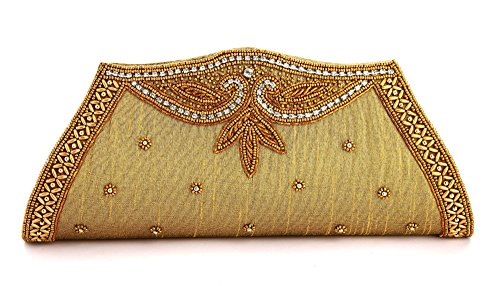 Ladybugbag Women\'s Clutch (Brown,110147)