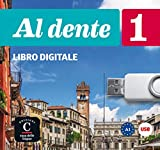 Al dente 1 (A1): Internationale Ausgabe. Libro digitale USB 3.0