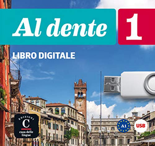 Al dente 1 (A1): Internationale Ausgabe. Libro digitale USB 3.0