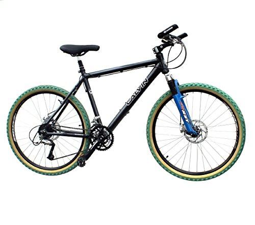 Mountainbike 26 Zoll Alu Herren 24 Gang Shimano RH 48 (Downhill-mountain-bike-bremsen)