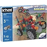 K'NEX Imagine 4WD Demolition Truck Building Set (Pieces 402)