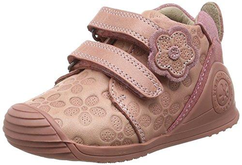 Biomecanics Menina Bebê Engatinhando 161,133 Sapatos Rosa (rosa)