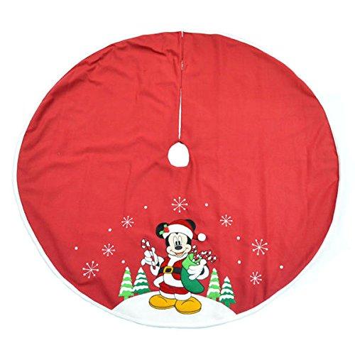 Disney Mickey Mouse Jupe de sapin de Noël, Feutre,, occasion d'occasion  Livré partout en Belgique